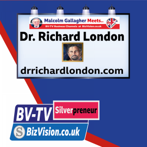Globally-acclaimed business coach Dr. Richard London gives start-up & grow inspiration