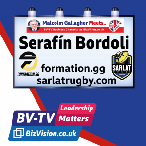 Overcoming adversity in sport is similar to business says Sarlat Rugby star Serafin Bordoli on BV-TV Leadership Show