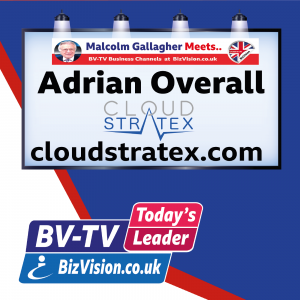 Showing a difference in IT support is a human thing says Adrian Overall of Cloud Stratex