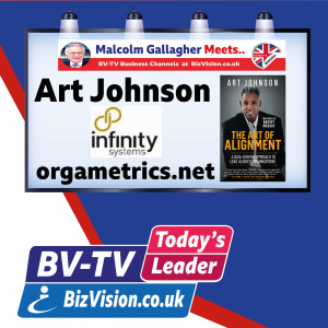 Align your team to mission & vision for best performance says  author Art Johnson on BV-TV