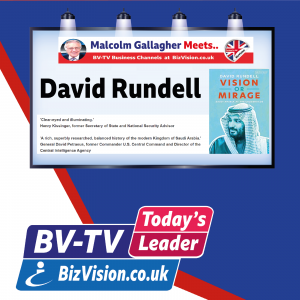 Saudi Arabia MUST be on your export target list says author David Rundell on BV-TV Show
