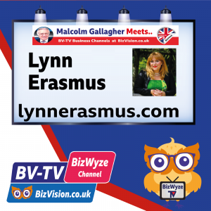 Break-free from whatever's holding you back from success says author Lynn Erasmus on BV-TV Show