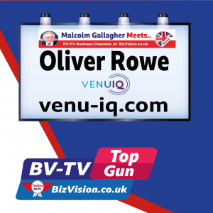 Oliver Rowe on BizVision BV-TV Top Gun Marketing Channel