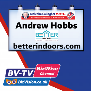 Covid will keep rising again until it is killed at the source says Better Indoors CEO, Andrew Hobbs