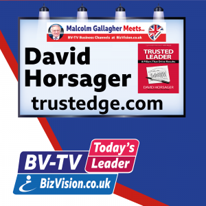 Are you truly a trusted leader asks author David Horsager on BV-TV Show