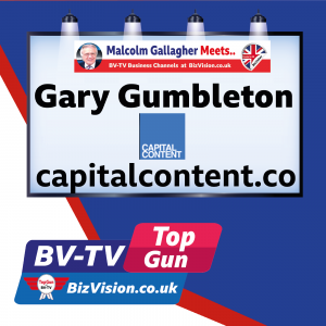 Discover the VALUE of Content Marketing with Gary Gumbleton on BV-RV show
