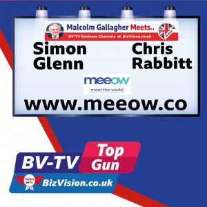 Meeow team onBizVision BV-TV Top Gun Show