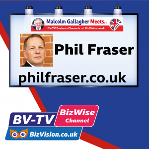 Business leaders need trustworthy support says Phil Fraser on BV-TV BizWise Show