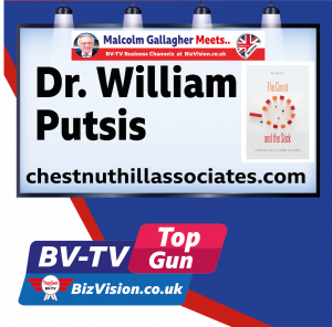 Dr.William Putsis talks competitive marketing strategty on BV-TV Top Gun Show