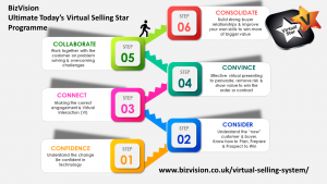 Today's Virtual selling Start System at BizVision.co.uk