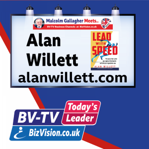 Lead With Speed says author & coach Alan Willett on BV-TV Leader Show