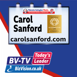 Carol Sanford makes Leaders THINK!- watch this BV-TV interview and think
