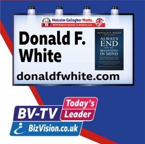 Donald F White on BV-TV Todays Leader Channel
