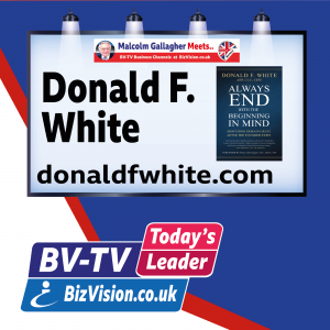 Don't leave succession planning too late says author Donald F White on BV-TV