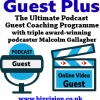 Guest Plus ultimate podcast guest coaching by BizVision