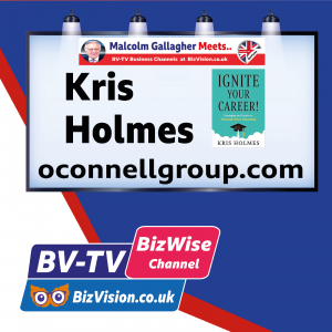 Now's the time to ignite your career says author & career consultant Kris Holmes