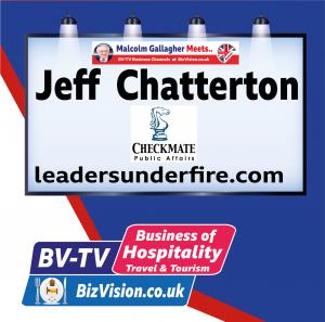 Jeff Chatterton on tourism & hospitality crises on BV-TV