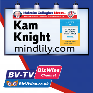 Know how to achieve goals, speed-read and improve concentration by BV-TV Guest Kam Knight
