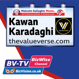 """Are you intent on """"giving-back"""" like BV-TV guest Kawan Karadaghi?"""