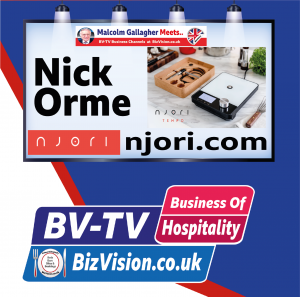 Nick Orme talks about Tempo on BV-TV