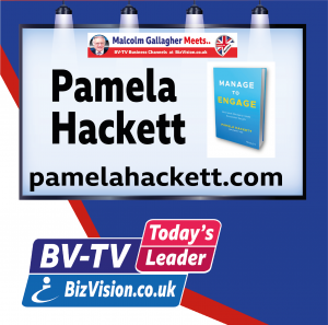 Pamela Hackett of Proudfoot on BV-TV