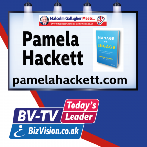 Pamela Hackett gets right to the heart of today's People Problems on BV-TV