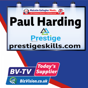 Doing it right and doing it well demands more than the job itself says Paul Harding, MD of Prestige Skills on BV-TV Today's Supplier Show