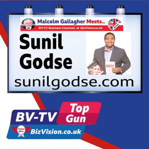 Are you using your intuition correctly asks author Sunil Godse on BV-TV Top Gun Show