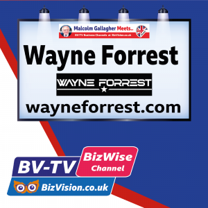From life-shattering accident to life-mastery coaching – meet Wayne Forrest on BV-TV