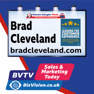 Customer Experience can set you apart from competitors says author Brad Cleveland on BVTV