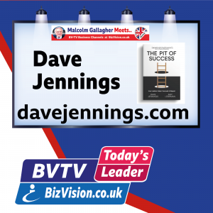 Leaders can adapt, succeed and repeat with the Pit of Success says author Dave Jennings on BVTV