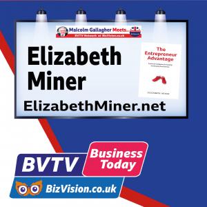 "Author of ""The Entrepreneur Advantage"", Elizabeth Miner talks Emotional Intelligence on BVTV"