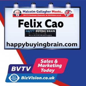 Neuro-marketing can unlock customer thinking says expert Felix Cao on BVTV