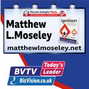 Address your communication weaknesses now says author Matthew L Moseley on BVTV