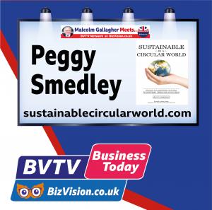 Peggy Smedley on BVTV at BizVision.co.uk