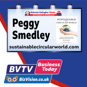 The world needs to move from grey to green say author Peggy Smedley on BVTV