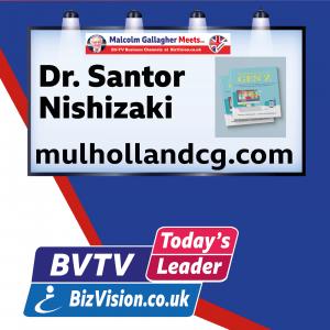 Gen Z understood with author, Dr. Santor Nishizaki