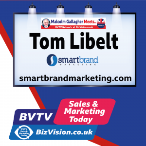 If you can't sell then you're not in business says marketer Tom Libelt on BVTV