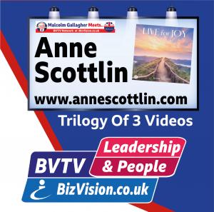 Anne Scottlin on BVTV at Bizvision.co.uk
