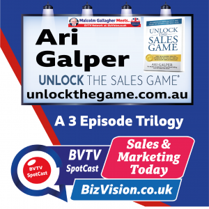 Trust-based selling is the way forward says Ari Galper on BVTV Sales Show
