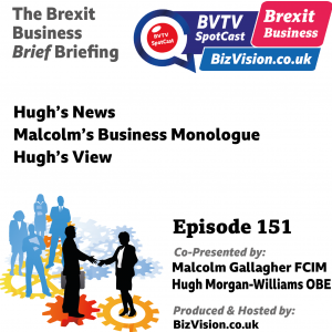 GBF151: Brexit SpotCast says who will put the Great back into Great Britain?