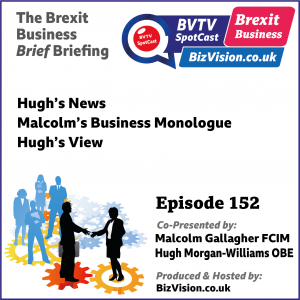 We must increase UK competitiveness says Brexit Business SpotCast ep.152