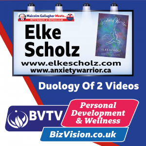 Anxiety Warrior, Elke Scholz on BVTV says what leaders need to learn about anxiety