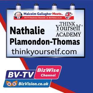Nathalie Plamondon-Thomas on BVTV at BizVision.co.uk