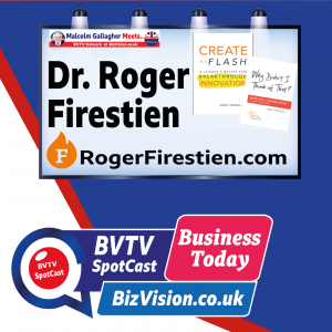 Create In A Flash author Dr. Roger Firestien talks creativity & innovation in a BVTV Trilogy