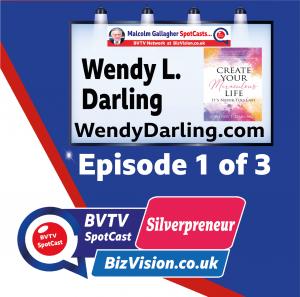 Wendy Darling trilogy on BizVision.co.uk