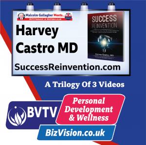Harvey Castron on BVTV at BizVision.co.uk