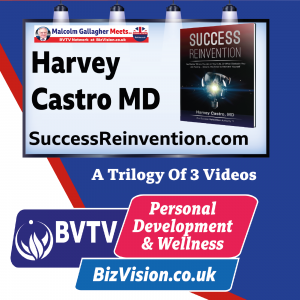 Now is the time to make those changes says Success Reinvention author Dr. Harvey Castro on BVTV