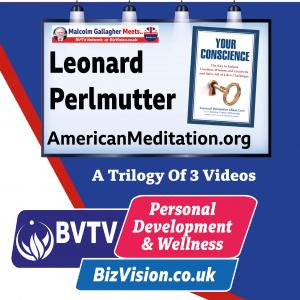 Leonard Perlmutter on BVTV at BizVision.co.uk