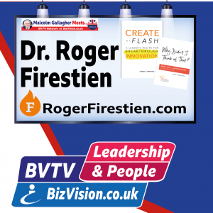 Solve problems, generate innovation with BVTV Creativity Trilogy and author Dr. Roger Firestien